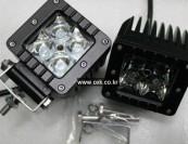 LED-16W 정사각 라이트(안개등,사파리등,서치등,코너등)