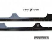 포이즌스파이더 사이드 바디아머 스틸&알루미늄 JK07-17년 4D